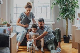 Как сделать ремонт в квартире с минимальным дискомфортом для ребёнка